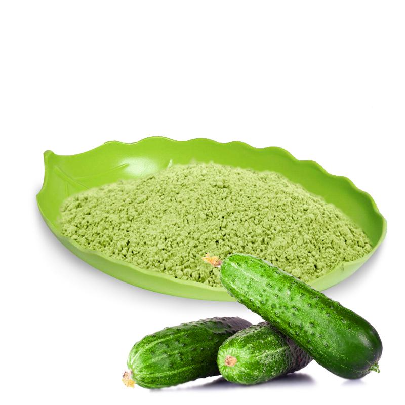 厂家提供脱水黄瓜粉OEM定制-固体饮料代加工