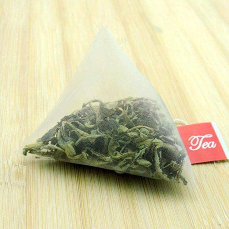 提供绿茶三角茶包OEM绿茶袋泡茶代加工茶包定制生产