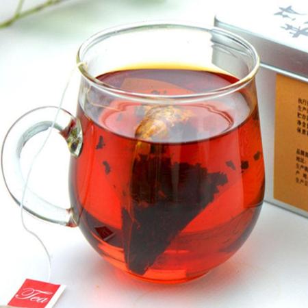 专注红茶绿茶乌龙茶普耳茶代用茶包三角茶包定制生产