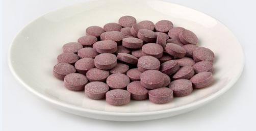 天然蓝莓片剂代加工,德雅生物压片糖果代加工
