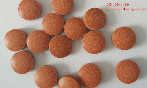 天然虾青素片片剂代加工,压片糖果代加工就找德雅生物