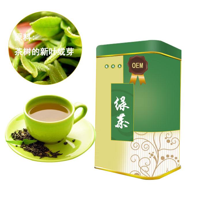 绿茶袋泡茶OEM代加工来料加工