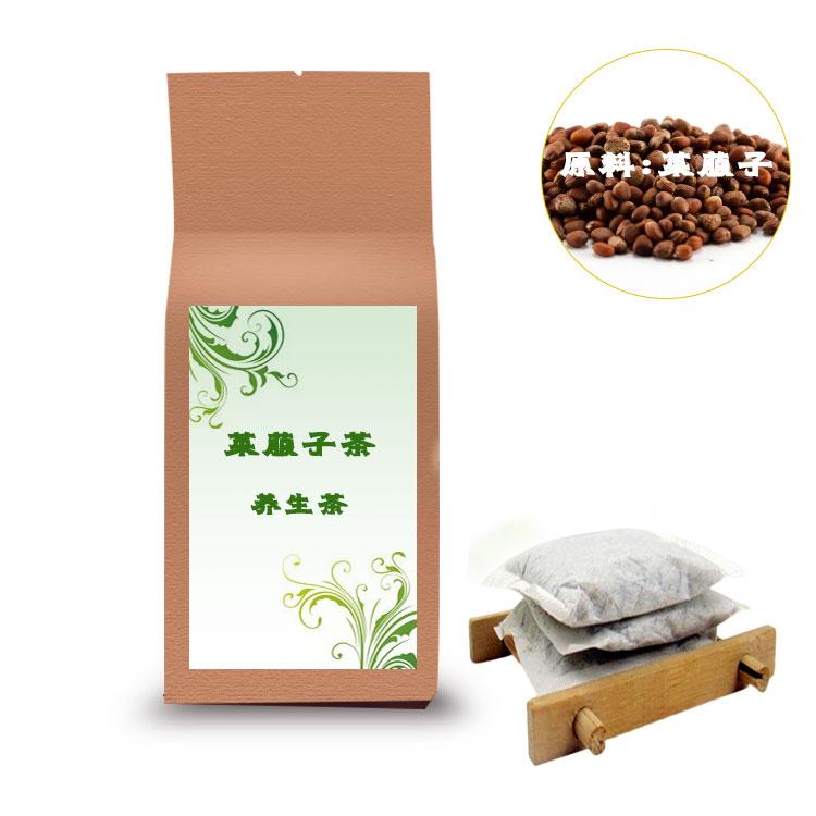 OEM贴牌定制莱菔子茶代加工- 承接袋泡茶来料加工