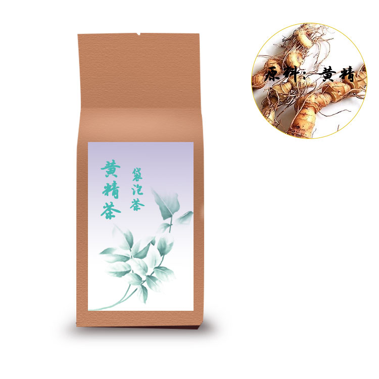 黄精茶袋泡茶植物花茶代加工专业定制13年