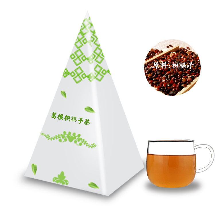 葛根枳椇子代用茶代加工袋泡茶OEM定制贴牌