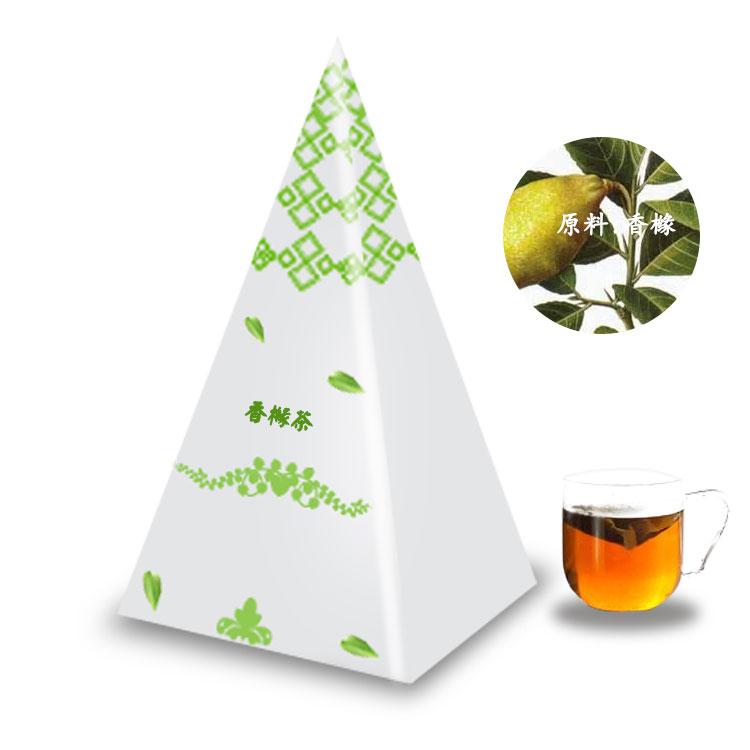 SC厂家香橼茶袋泡茶低价代加工贴牌