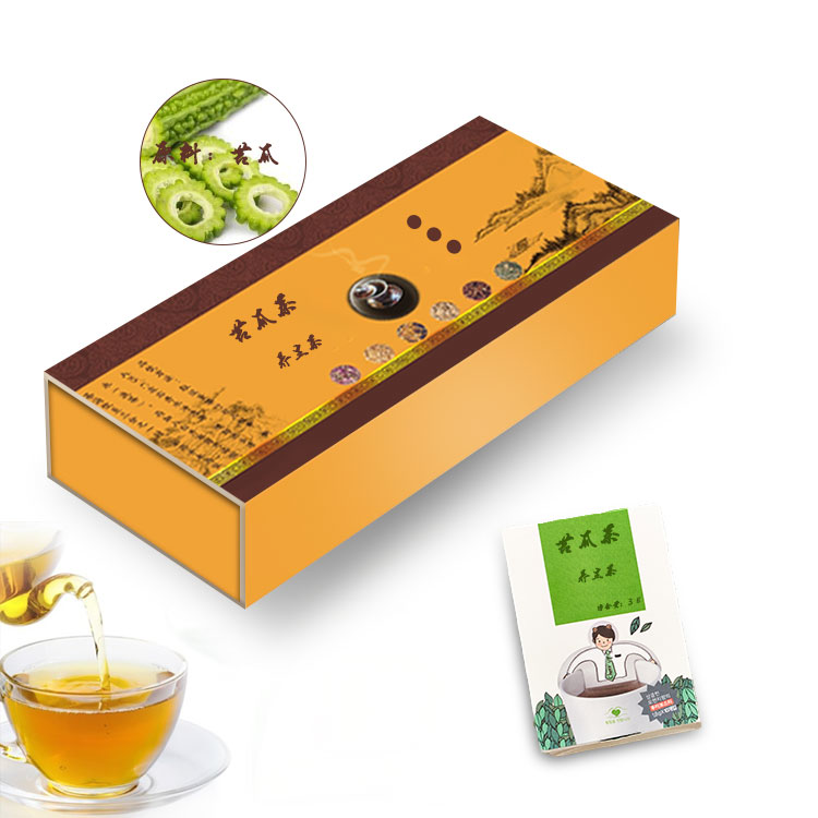 苦瓜茶OEM代加工贴牌生产-保健食品茶OEM生产商
