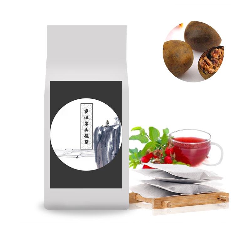 罗汉果山楂茶oem代工-食品级茶贴牌OEM源头厂家